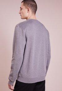McQ Alexander McQueen - COVERLOCK - Sweater - stone gray melange - 2