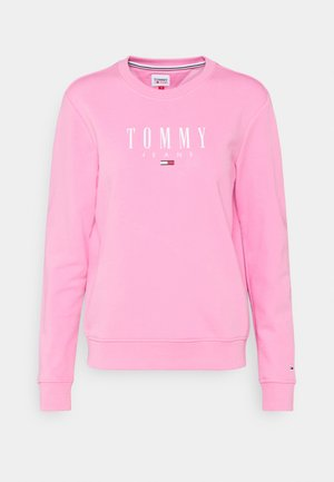 REGULAR ESSENTIAL LOGO - Sweater - pink daisy
