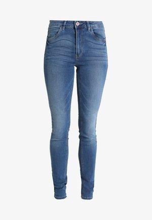 NELA - Jeans Skinny Fit - mid stone denim