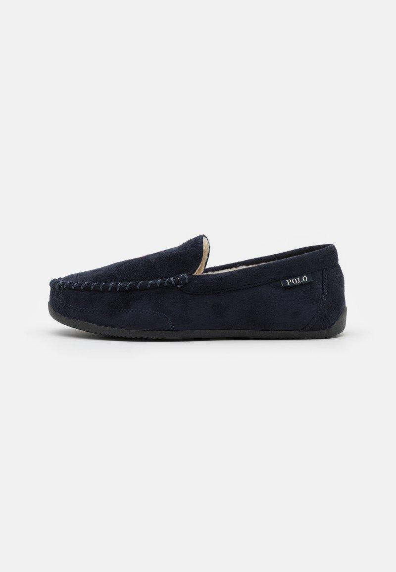 Polo Ralph Lauren - DECLAN - Slippers - navy/red
