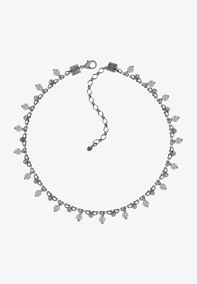 Necklace - grau