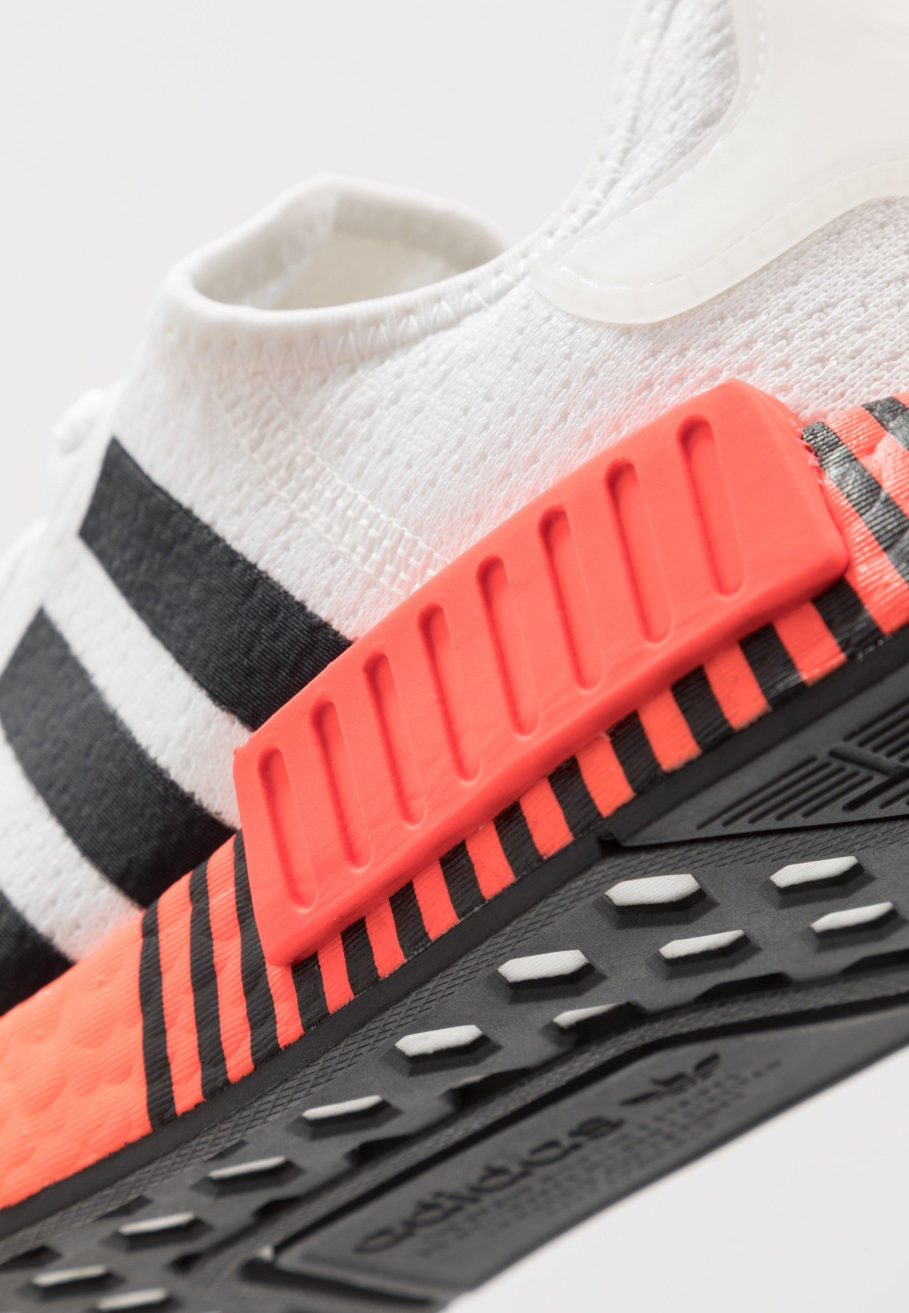 NMD R1 Sneaker low footwear whitecoreblacksolar red