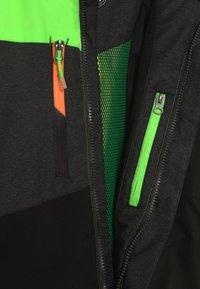 Killtec - GLENSHEE BYS - Snowboard jacket - neon-grün - 4