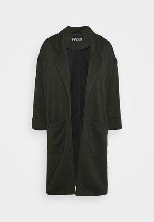 PCDORITA COATIGAN - Short coat - duffel bag