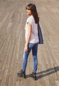 Replay - LUZIEN PANTS - Jeans Skinny Fit - medium blue - 1
