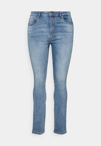 ONLY Carmakoma - CARFONA LIFE - Jeans Skinny - light blue denim - 3