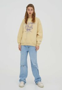 PULL&BEAR - Sweatshirt - yellow - 1