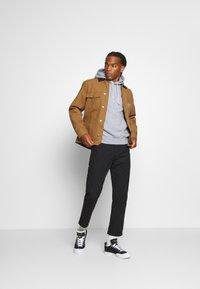 Nike Sportswear - HOODIE - Jersey con capucha - multi-coloured/obsidian - 1