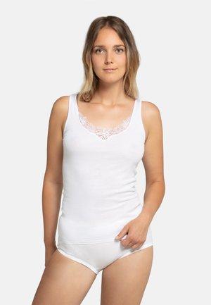 2 PACK - Undershirt - weiss