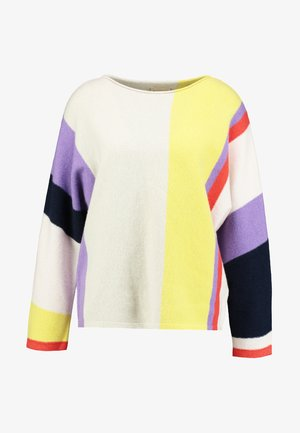 LONGSLEEVE MODERN BOXY  - Jumper - multi coloured