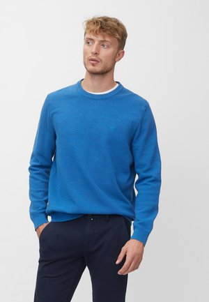 CREW NECK - Jumper - royal blue
