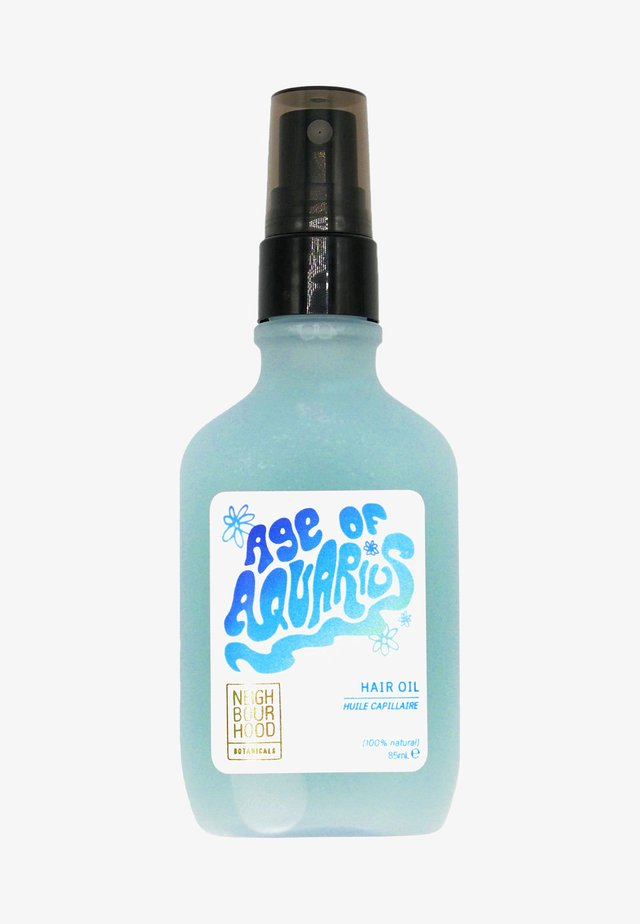 AGE OF AQUARIUS HAIR OIL - Hair treatment - -