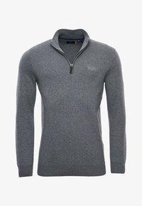 jersey grey marl