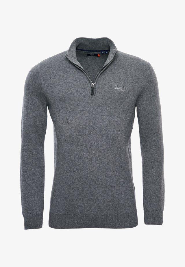 ORANGE LABEL  - Trui - jersey grey marl