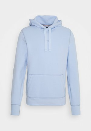 RECYCLED HOODY - Sweatshirt - sweet blue