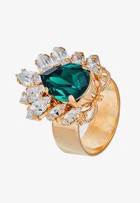 Anton Heunis - Ring - green/gold-coloured - 4