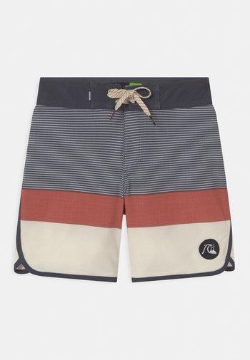 SURFSILK TIJUANA - Swimming shorts - tarmac