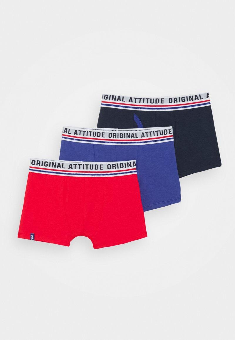 DIM - BOYS BOXER 3 PACK - Panties - matelot