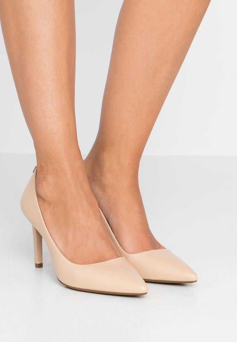 MICHAEL Michael Kors - DOROTHY FLEX - High heels - nude