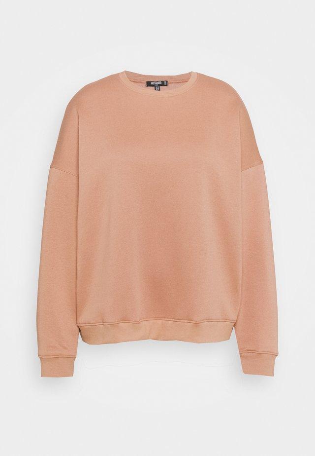 CREW NECK  - Sweatshirt - rose