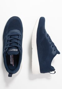 Skechers Sport - BOBS SQUAD - Trainers - navy - 3