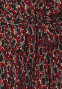 Fabienne Chapot - COUNTRY DRESS - Skjortekjole - rust/bordeaux - 6