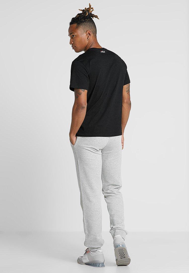 Homme WILMET PANTS - Pantalon de survêtement - light grey melange