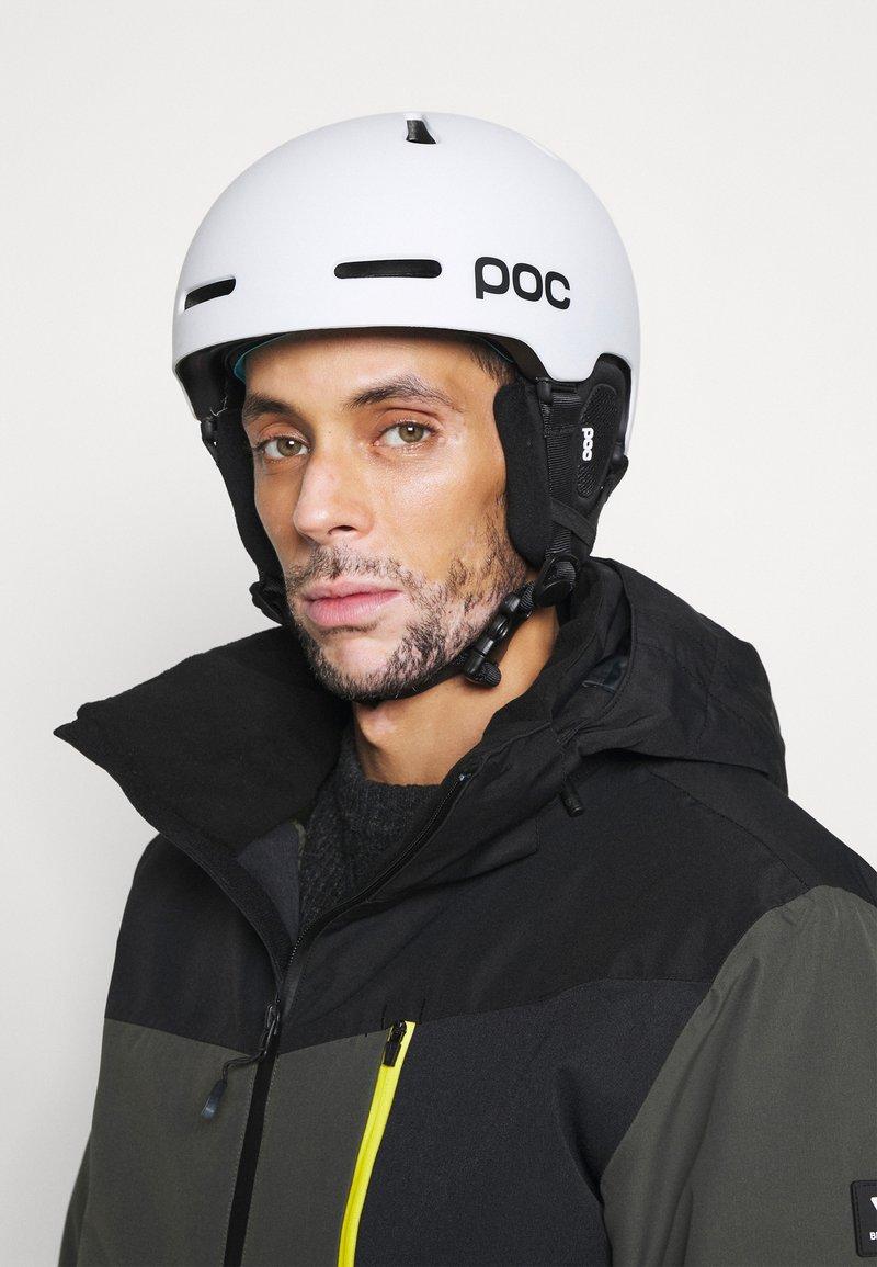 POC - FORNIX SPIN UNISEX - Helmet - hydrogen white