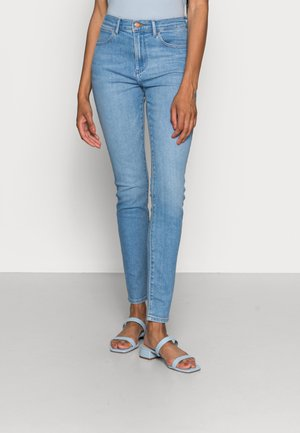 HIGH RISE SKINNY - Jeans Skinny Fit - soft heart