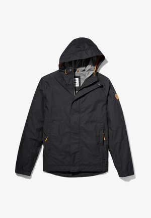 OUTDOOR HERITAGE PACKABLE SHELL - Chaqueta outdoor - black