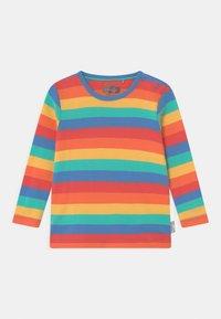 Frugi - FAVOURITE LONG SLEEVE RAINBOW UNISEX - Long sleeved top - rainbow - 0