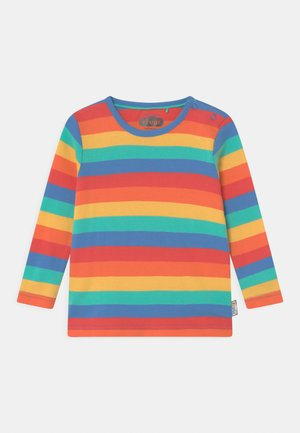 FAVOURITE LONG SLEEVE RAINBOW UNISEX - Long sleeved top - rainbow
