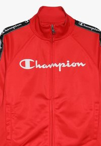 Champion - BACK TO SCHOOL TRACKSUITS FULL ZIP  - Tracksuit - red - 6