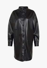 ONLY - ONLAMAZE OVERSIZED - Camisa - black - 6
