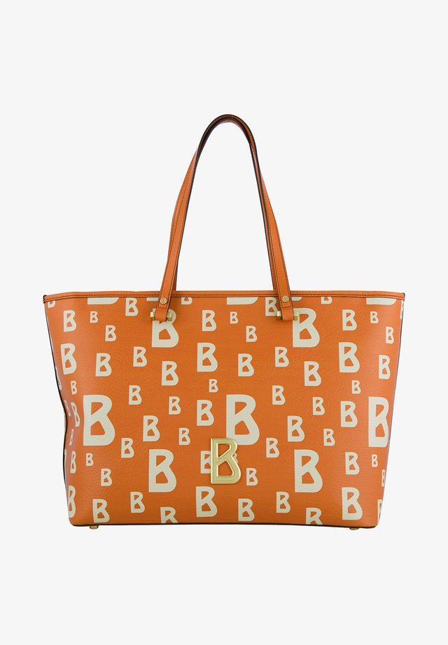 AROSA MITRA - Shopping bag - darkyellow