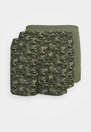 3 PACK - Boxer shorts - khaki