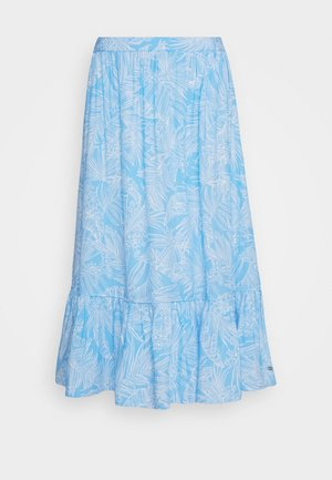 RAELIN SKIRT - A-line skjørt - light iris blue