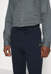 Pier One - Pantaloni sportivi - dark blue - 3