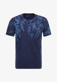 Pier One - T-shirt print - blue - 3