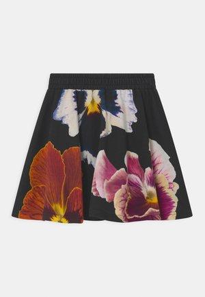 BARBERA - Mini skirt - black