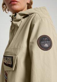 Napapijri - RAINFOREST SUMMER - Winter jacket - natural beige - 5