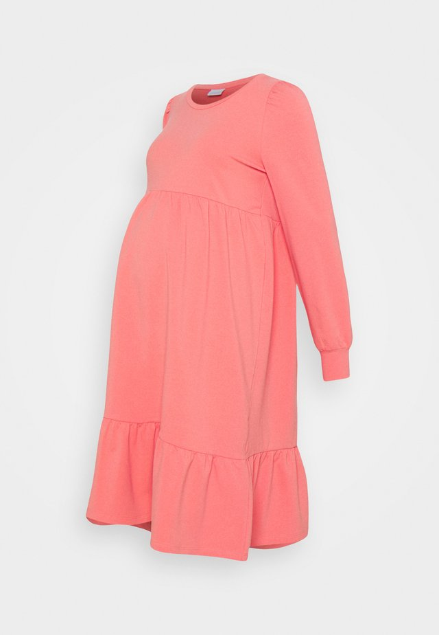 MLCARLY DRESS  - Jersey dress - tea rose
