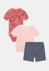 Carter's - KOALA STRIPE SET - Print T-shirt - red - 1