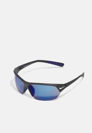 SKYLON ACE UNISEX - Zonnebril - matte black/grey blue
