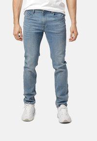 MARCUS - RICCO - Straight leg jeans - blue wash - 0