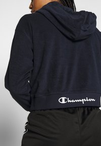 Champion - HOODED - Hoodie - navy - 6