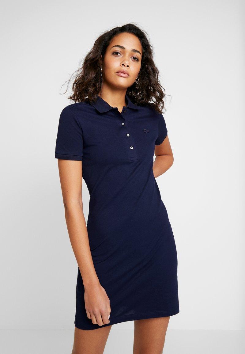 Lacoste - Sukienka letnia - navy blue