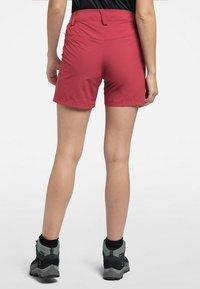 Haglöfs - AMFIBIOUS SHORTS - Outdoor shorts - brick red - 1