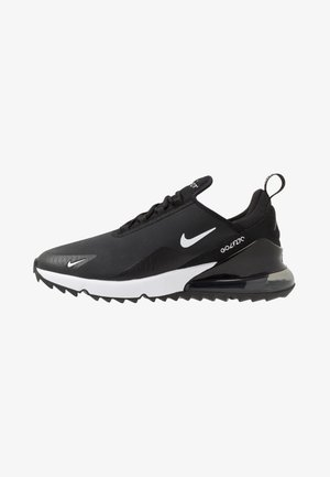 AIR MAX 270 G - Obuwie do golfa - black/white/hot punch