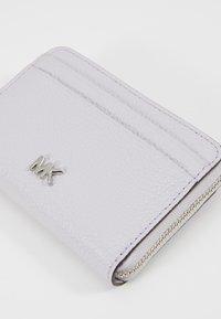 MICHAEL Michael Kors - MOTTZA COIN CARD CASE - Wallet - lavender mist - 2
